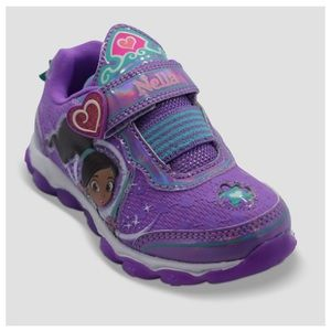 Other - NWT Girls Nella The Princess Knight Light Up Shoes